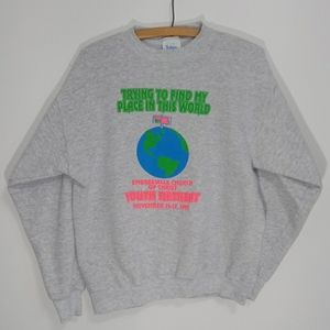 90s Graphic Sweatshirt